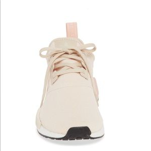 PERFECT PALE PEACH ADIDAS BOOST NMD_R1s